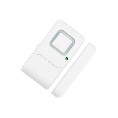 Detector Magnético Cuadrado con Alarma Especial Puertas y Ventanas