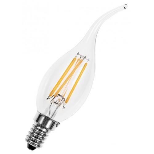 Bombilla LED E14 Regulable Filamento Murano C35 4W
