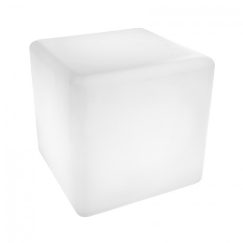 Cubo LED RGBW 30cm Recargable