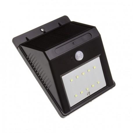 Aplique LED Solar con Sensor PIR Martell