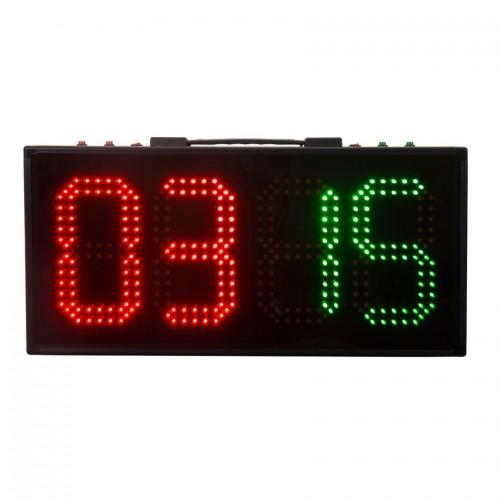 Marcador LED Cambios / Tiempo Extra