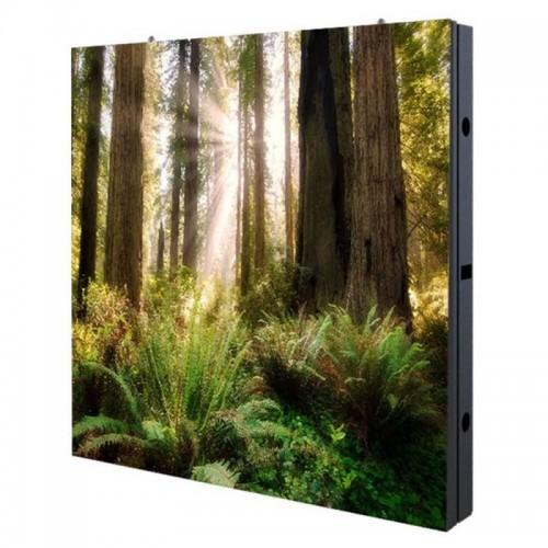 Rótulo electrónico LED Interior Serie FIJA Pixel 4 RGB Full Color 51cm*51cm -Modulo Apilable-