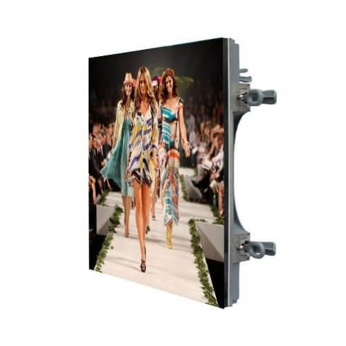 Rótulo electrónico LED Exterior Serie RENTAL Pixel 4.81 RGB Full Color 50cm*50cm -Modulo Apilable-