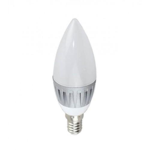Bombilla LED Vela 5W 180° E14