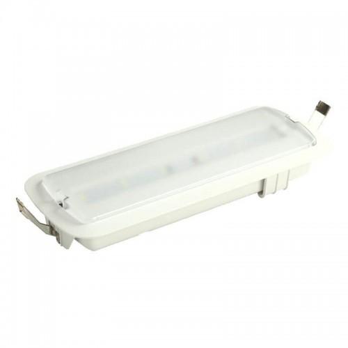 LED Emergencia LED 4W + Kit Techo IP20