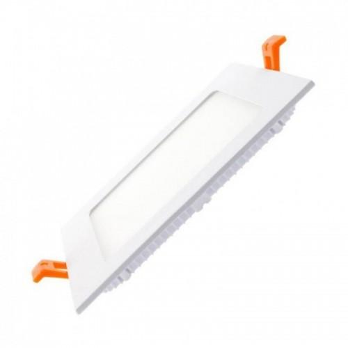 Placa LED cuadrada 12W 120º