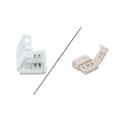 Conector rápido 12mm para Tira LED