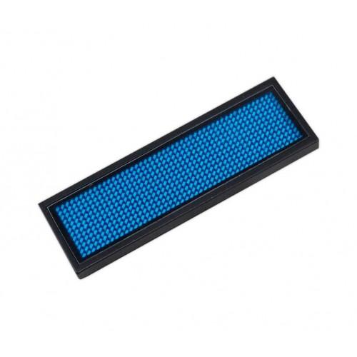 Microrótulo DC 3.6V Azul