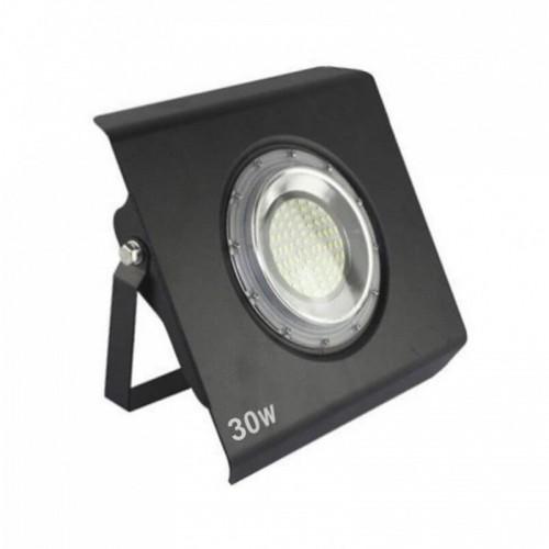 Placa Slim Aluminio Exterior 30W 120º IP67