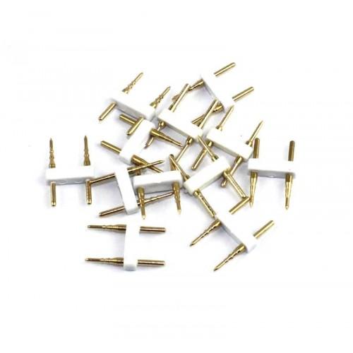 Conector de unión para tira LED 220v 7*13mm
