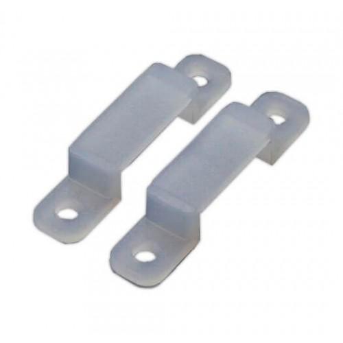Grapas de sujección para tiras de LED