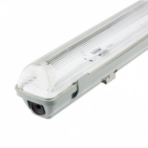 Pantalla estanca para un tubo de LED IP65 120cm