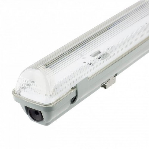 Pantalla estanca para un tubo de LED IP65 60cm
