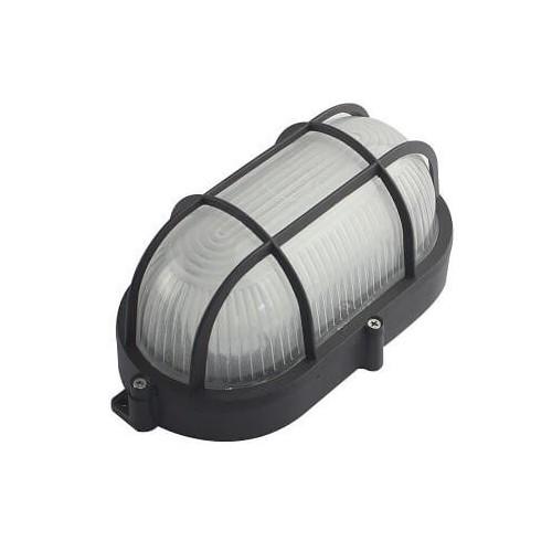 Aplique LED Tipo Tortuga 9W 6000k 120º IP65