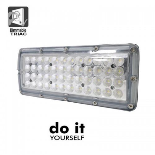 Módulo LED DIY 50W 60º SMD 3030-3D IP66