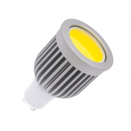 Lámpara LED GU10 COB 120º 5W