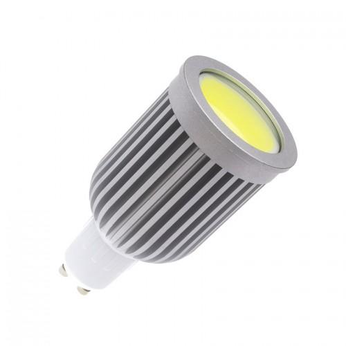 Lámpara LED GU10 COB 120º 7W