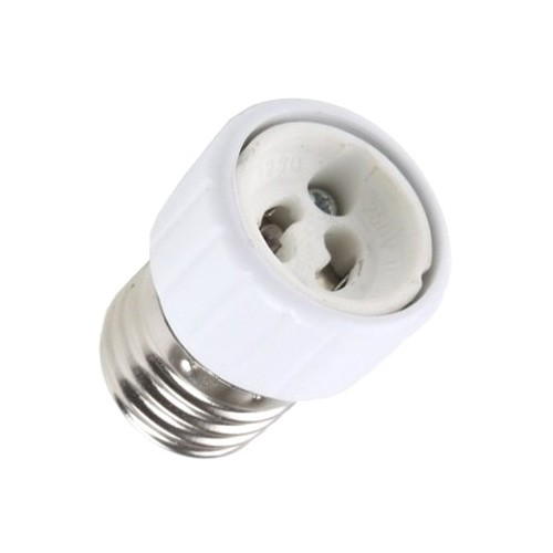 Adaptador / Conversor E27 a GU10