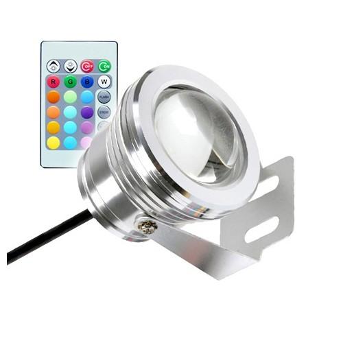 Foco LED de Superficie RGB 7W
