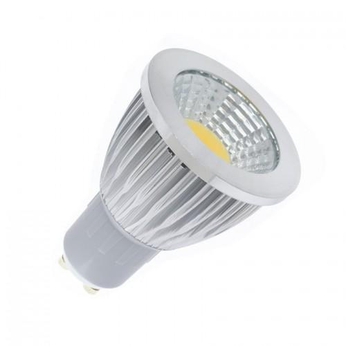 Lámpara LED GU10 COB 90º 5W