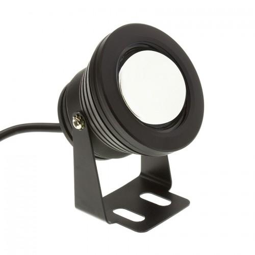 Foco LED de Superficie Negro RGB 7W