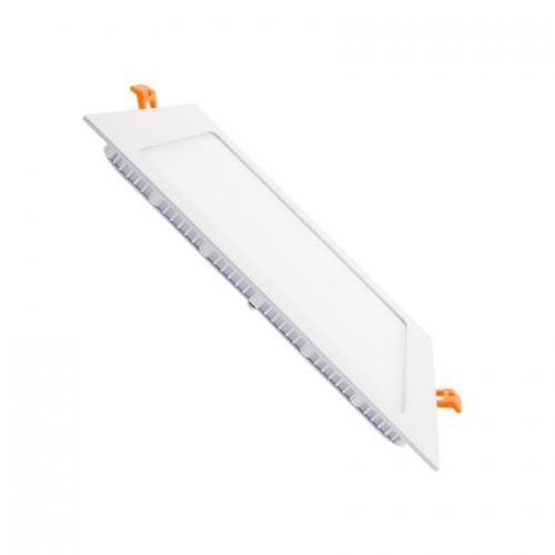 Placa LED Cuadrada Superslim 20W