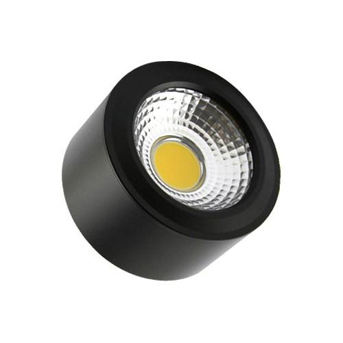 Plafón LED Style COB 7W Black