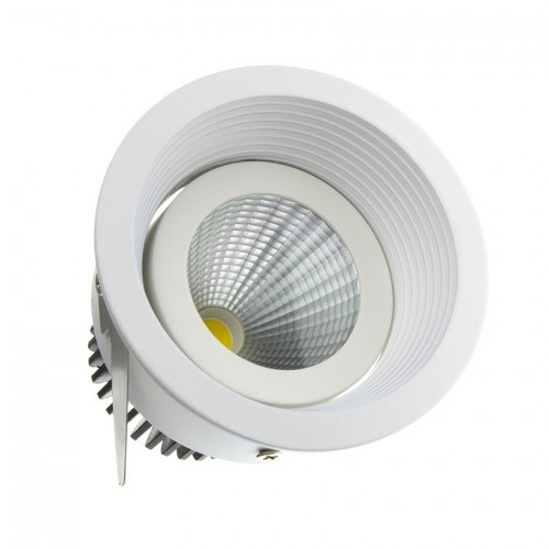 Foco Downlight LED COB Direccionable H 7W