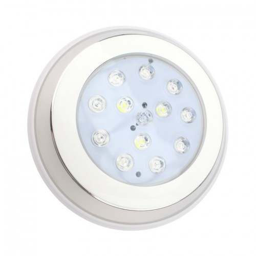 Foco Piscina LED Superficie RGBW 12W