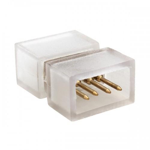 Conector Tira LED SMD5050 RGB 220V AC