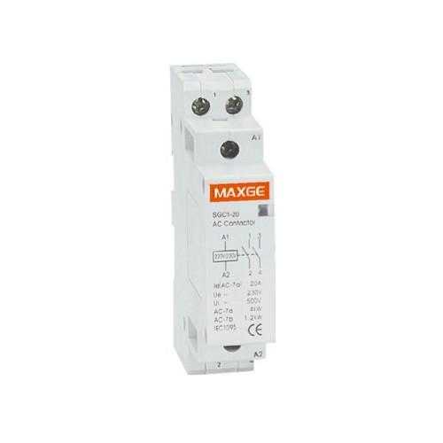 Contactor 2P-25A-230V AC-2NO