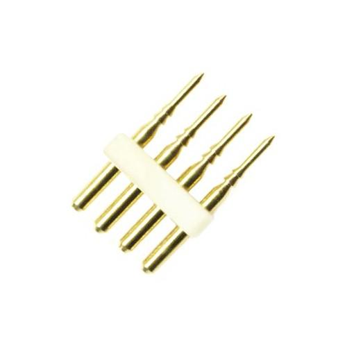 Conector 4 PIN Tira LED RGB 220V SMD5050