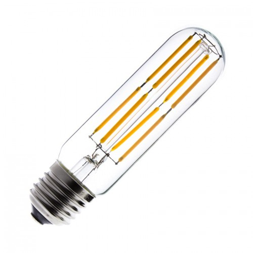 Bombilla LED E27 Regulable Filamento T30-S 6.5W