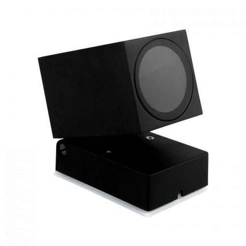 Aplique LED Onuba Negro