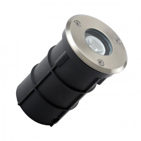 Foco LED Empotrable en Suelo 3W