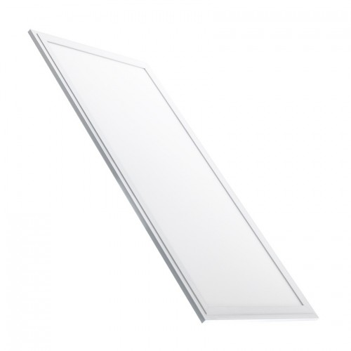 Panel LED Slim Emergencia 60x30cm 40W Marco Blanco