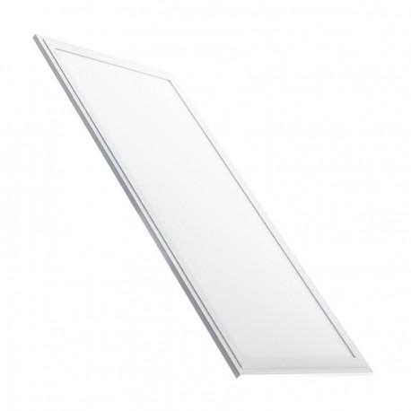 Panel LED Slim Emergencia 60x30cm 40W Marco Blanco