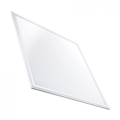 Panel LED Slim Emergencia 60x60cm 40W 3800lm Marco Blanco