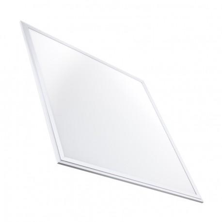Panel LED Slim Emergencia 60x60cm 40W 3800lm Marco Blanco