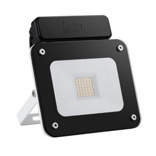 Foco Proyector LED SuperSlim Radar 10W Negro
