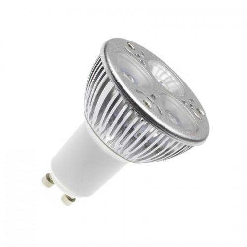 Lámpara LED GU10 60º 3W