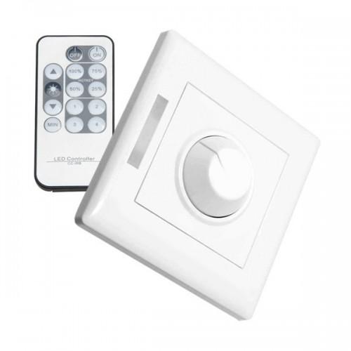 Regulador LED 1/10V con Mando a Distancia IR