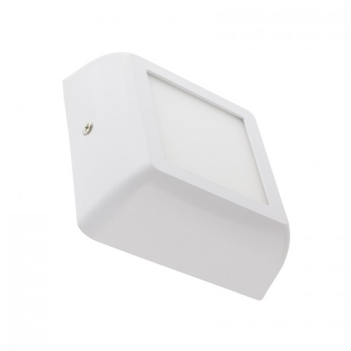 Plafón LED Cuadrado Design 6W White
