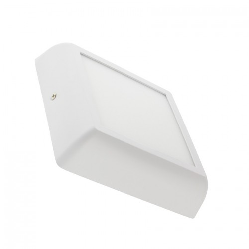 Plafón LED Cuadrado Design 12W White