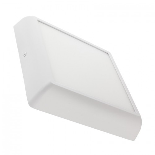 Plafón LED Cuadrado Design 18W White