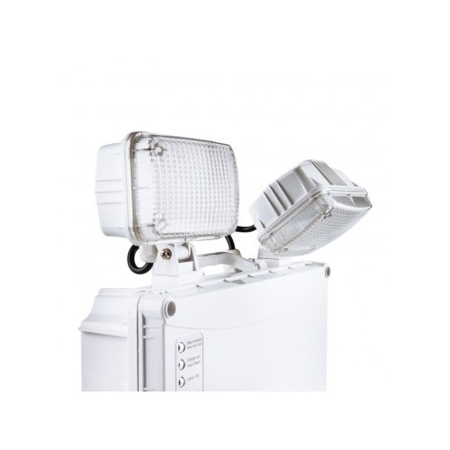 Luz de Emergencia LED TwinSpot Rectangular 5W IP65