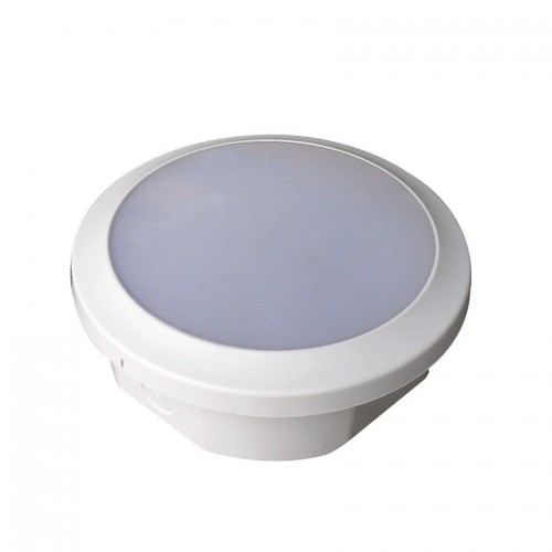 Luz de Emergencia LED Estanca Circular 2W IP65
