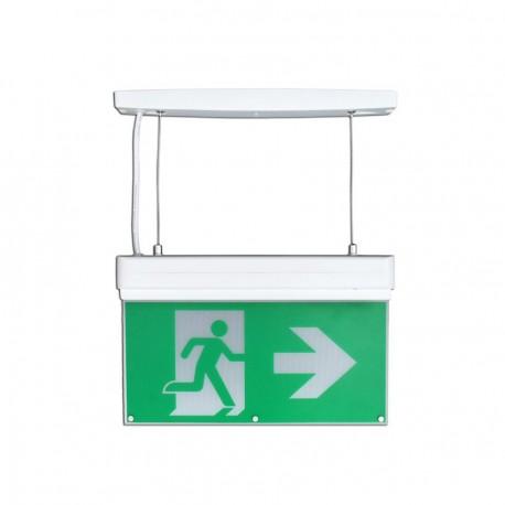 Kit Cartel de Emergencia LED