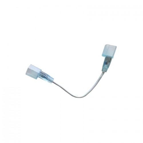 Cable Conector Mangueras LED Neón Monocolor