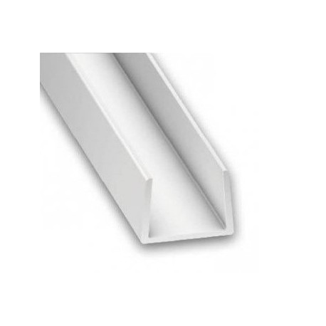 Perfil de PVC 1m para Mangueras LED Neón RGB